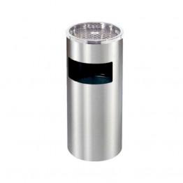 Thùng rác inox gạt tàn G59-1