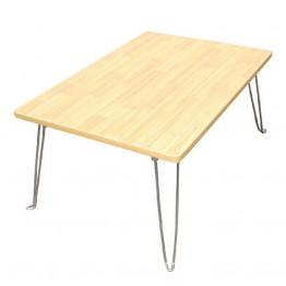 Bàn nhật mặt gỗ 50x70 cm