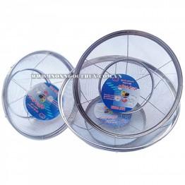 Bộ rổ kiềng lưới inox (3 cái)