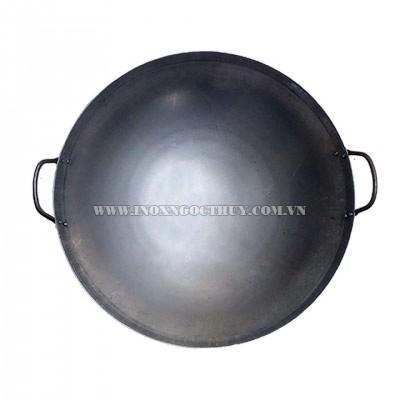 Chảo sắt 44cm - inoxngocthuy.com