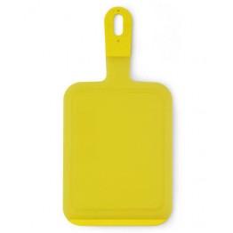 Thớt nhựa 18x26cm màu vàng