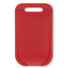 Thớt nhựa 20x30 cm màu đỏ