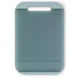 Thớt nhựa 25x37cm màu xanh nhạt