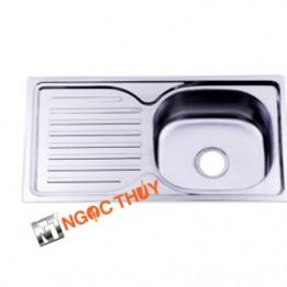 Chậu rửa inox (304) Hwata B1