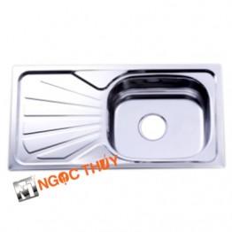 Chậu rửa inox (304) Hwata B3