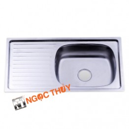 Chậu rửa inox (304) Hwata B4