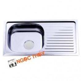 Chậu rửa inox (304) Hwata B5