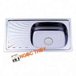 Chậu rửa inox (304) Hwata B6