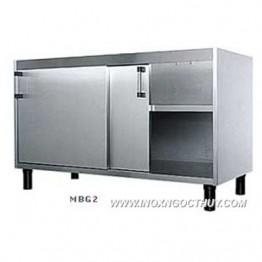 Tủ bếp inox 03