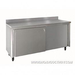 Tủ bếp inox 05