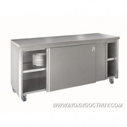 Tủ bếp inox 13