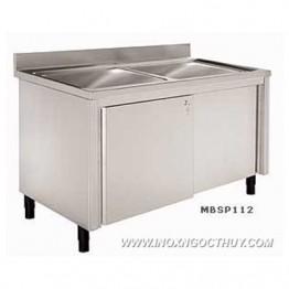 Tủ bếp inox 23