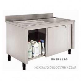 Tủ bếp inox 24