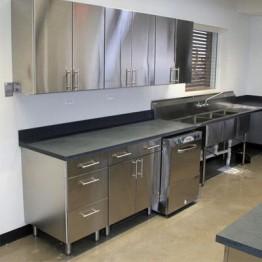 Tủ bếp inox 35