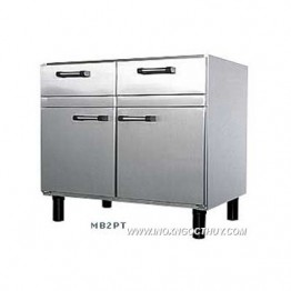 Tủ bếp inox 39