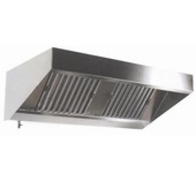 Máng chụp hút khói inox (dùng trong bếp công nghiệp) - inoxngocthuy.com
