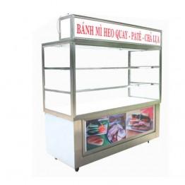 Tủ bán bánh mì