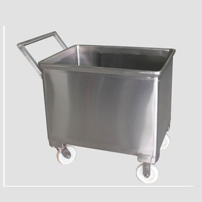 Xe đẩy thùng - inoxngocthuy.com