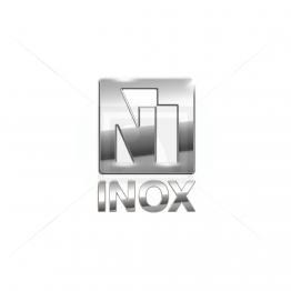 Xô đá inox TQ 18cm